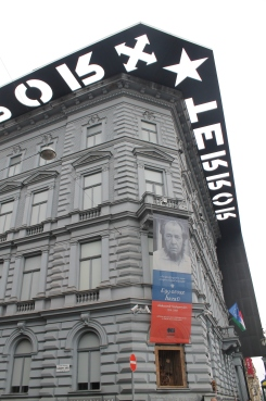 The house of terror museum.