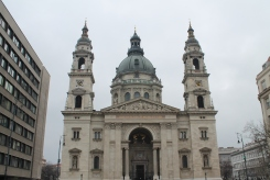 The famous St Stephen's Basilica.