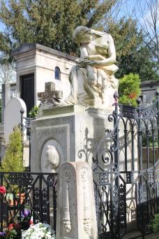 Chopin's memorial