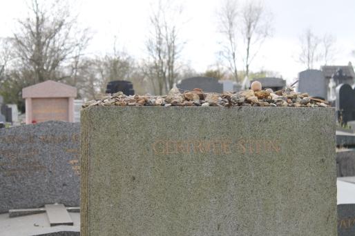 Gertrude Stein's memorial